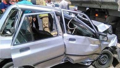 جرم , تصادف رانندگی