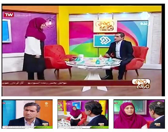 585858 - مصاحبه تلویزیونی وکیل رمضانزاده در شبکه دو